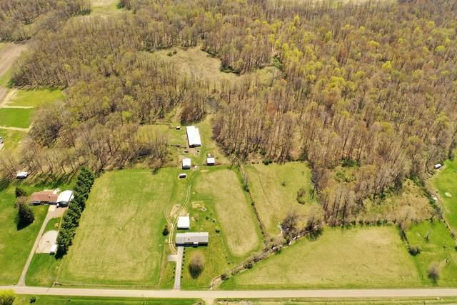 2145 Riley Road NW, Johnstown, OH 43031 (MLS #221011363) :: CARLETON REALTY