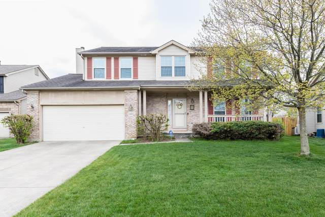 2395 Stewart Hollow Court, Hilliard, OH 43026 (MLS #221011376) :: Shannon Grimm & Partners Team
