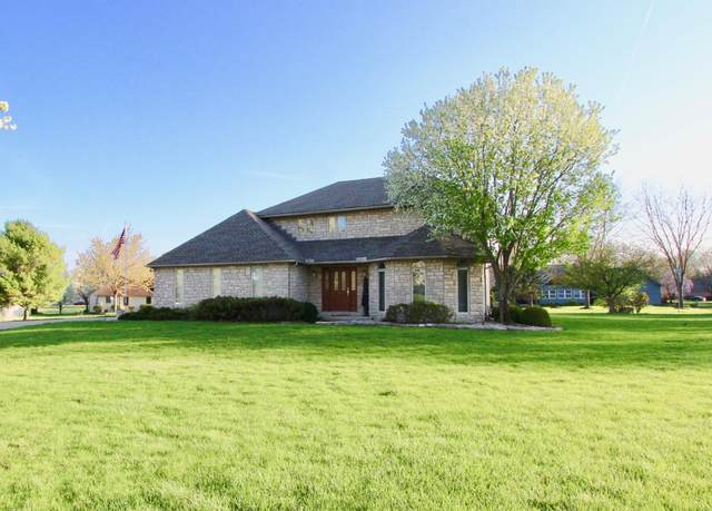 1317 Chaucer Court, Marion, OH 43302 (MLS #221011382) :: The Raines Group