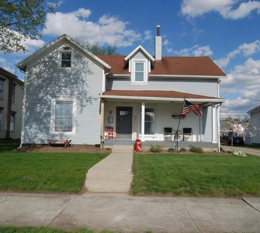 148 N Franklin Street, Richwood, OH 43344 (MLS #221011392) :: MORE Ohio