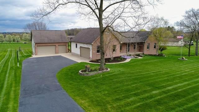 1580 W Audubon Boulevard NW, Lancaster, OH 43130 (MLS #221011409) :: Exp Realty