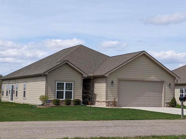 601 Whetstone Drive, Mount Gilead, OH 43338 (MLS #221011413) :: Sam Miller Team