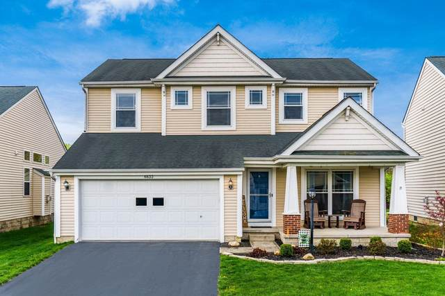 6633 Cherry Bend, Canal Winchester, OH 43110 (MLS #221011417) :: Jamie Maze Real Estate Group