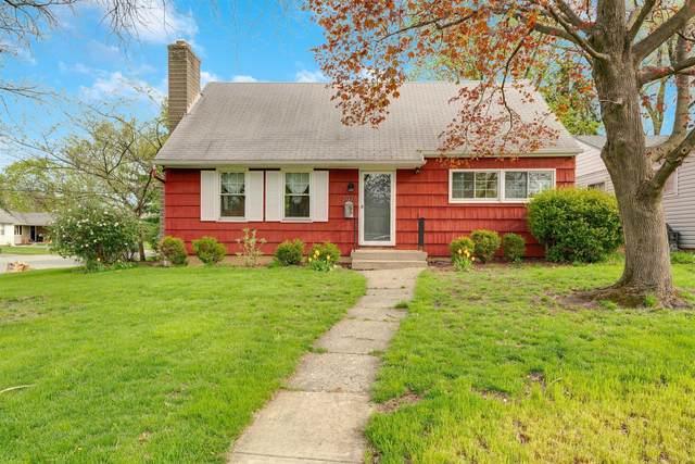 3026 E Mound Street, Columbus, OH 43209 (MLS #221011427) :: Jamie Maze Real Estate Group