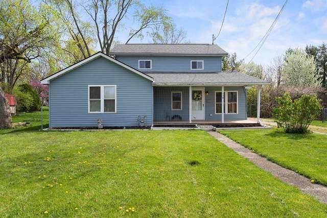 138 Grove Street, Marysville, OH 43040 (MLS #221011450) :: Signature Real Estate