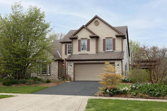 5707 Burnett Drive N, Galena, OH 43021 (MLS #221011456) :: The Willcut Group