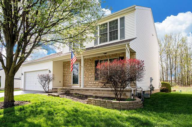 7092 Laver Lane, Westerville, OH 43082 (MLS #221011472) :: Exp Realty