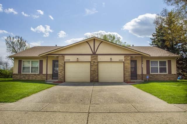 6407/6409 Birchview Drive S, Reynoldsburg, OH 43068 (MLS #221011483) :: CARLETON REALTY