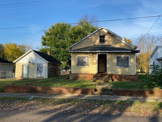 409 N West Street, Bellefontaine, OH 43311 (MLS #221011496) :: Jamie Maze Real Estate Group