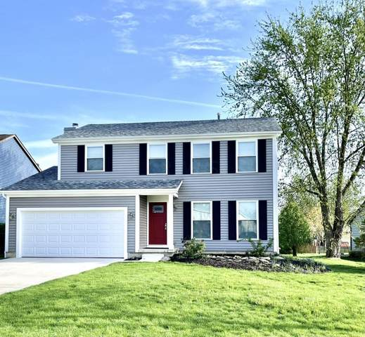 1294 Red Bank Drive, Grove City, OH 43123 (MLS #221011540) :: Jamie Maze Real Estate Group