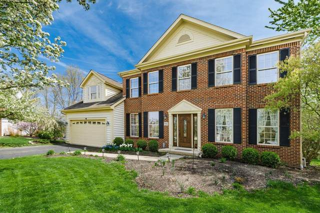9182 Marlebury End, Powell, OH 43065 (MLS #221011541) :: 3 Degrees Realty