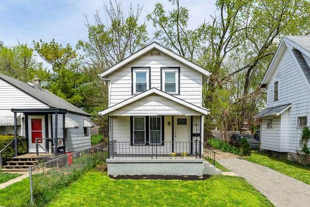 1454 Cordell Avenue, Columbus, OH 43211 (MLS #221011552) :: CARLETON REALTY