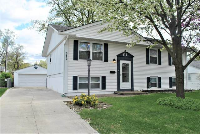 342 Imperial Drive, Gahanna, OH 43230 (MLS #221011563) :: RE/MAX ONE