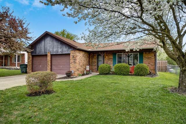 5634 Ponderosa Drive, Columbus, OH 43231 (MLS #221011587) :: Greg & Desiree Goodrich | Brokered by Exp
