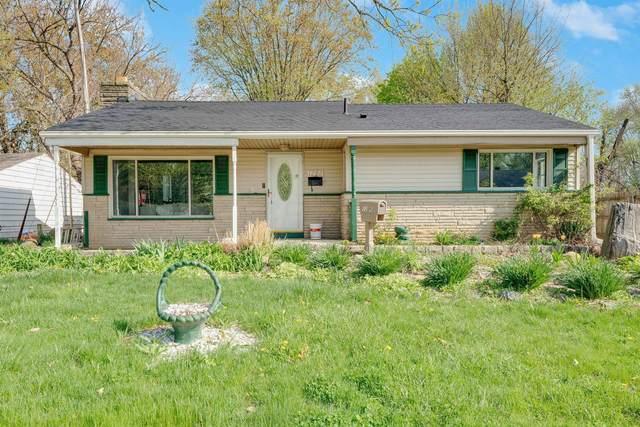 1286 Melrose Avenue, Columbus, OH 43224 (MLS #221011593) :: RE/MAX Metro Plus