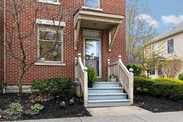 319 W 2nd Avenue, Columbus, OH 43201 (MLS #221011603) :: Shannon Grimm & Partners Team