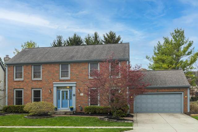 4589 Coolbrook Drive, Hilliard, OH 43026 (MLS #221011610) :: Shannon Grimm & Partners Team