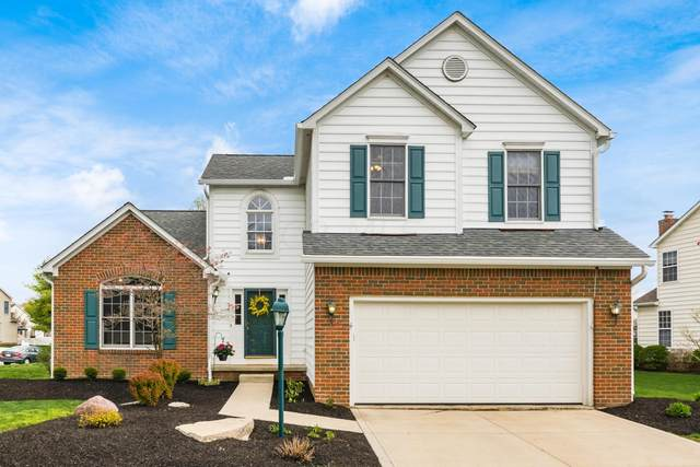 6707 Sunningdale Drive, Westerville, OH 43082 (MLS #221011614) :: The Raines Group