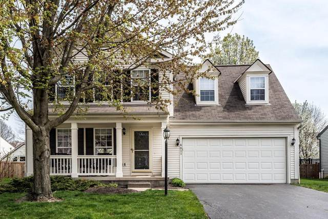 6611 Collingwood Drive, Westerville, OH 43082 (MLS #221011640) :: Greg & Desiree Goodrich | Brokered by Exp