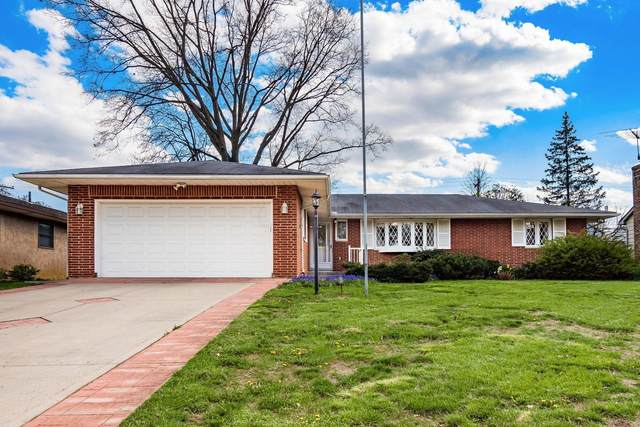 2769 Maplewood Drive, Columbus, OH 43231 (MLS #221011663) :: ERA Real Solutions Realty