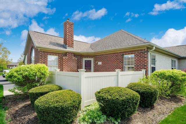 8517 Stonewoods Lane, Powell, OH 43065 (MLS #221011684) :: Signature Real Estate