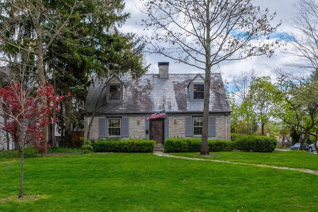 1849 Baldridge Road, Upper Arlington, OH 43221 (MLS #221011695) :: The Jeff and Neal Team | Nth Degree Realty
