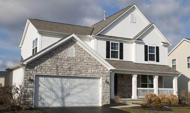 1613 Morrison Farms Drive, Blacklick, OH 43004 (MLS #221011701) :: Jamie Maze Real Estate Group