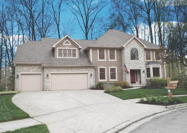 993 Inlet Court, Westerville, OH 43082 (MLS #221011714) :: Exp Realty