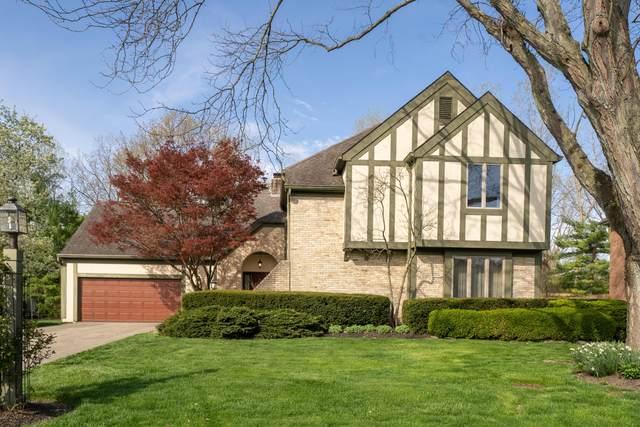 6845 Ravine Circle, Worthington, OH 43085 (MLS #221011716) :: Jamie Maze Real Estate Group