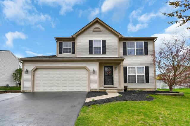 1470 Royal Oak Drive, Lewis Center, OH 43035 (MLS #221011718) :: MORE Ohio
