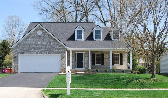 6295 Commonwealth Drive, Westerville, OH 43082 (MLS #221011721) :: Exp Realty