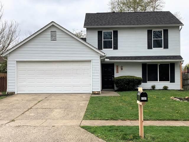 4367 Trindel Way, Columbus, OH 43231 (MLS #221011736) :: Jamie Maze Real Estate Group