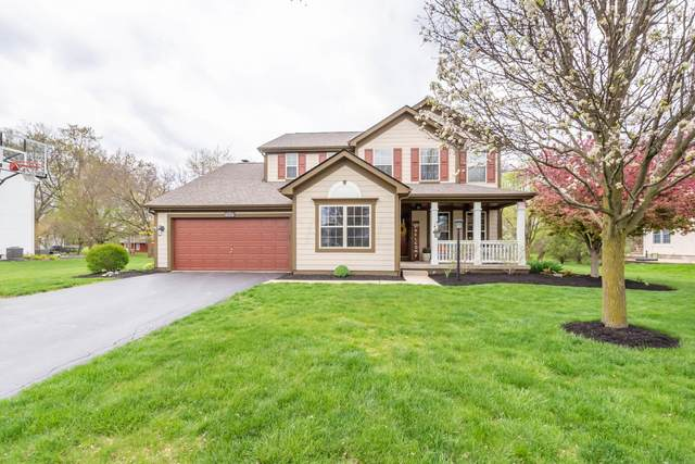 6224 Strider Lane, Hilliard, OH 43026 (MLS #221011737) :: Jamie Maze Real Estate Group