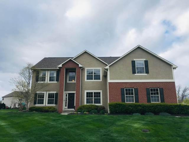 8010 Eric Court, Lewis Center, OH 43035 (MLS #221011755) :: Jamie Maze Real Estate Group