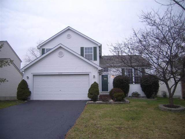 352 Springwood Lane Lane, Marysville, OH 43040 (MLS #221011770) :: Shannon Grimm & Partners Team