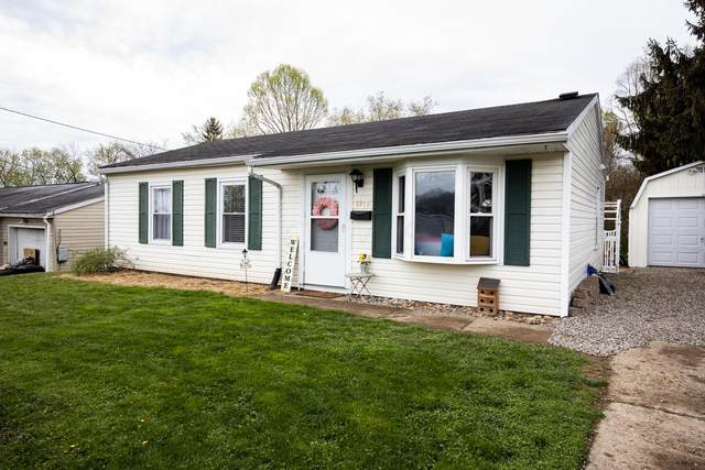 1318 Arch Street, Zanesville, OH 43701 (MLS #221011793) :: ERA Real Solutions Realty