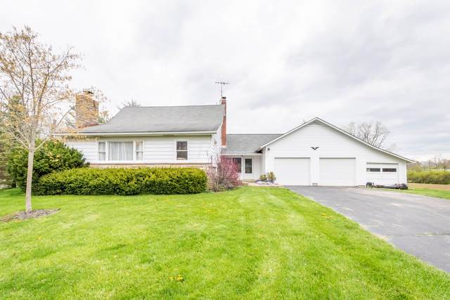 8383 Cemetery Pike, Plain City, OH 43064 (MLS #221011799) :: ERA Real Solutions Realty
