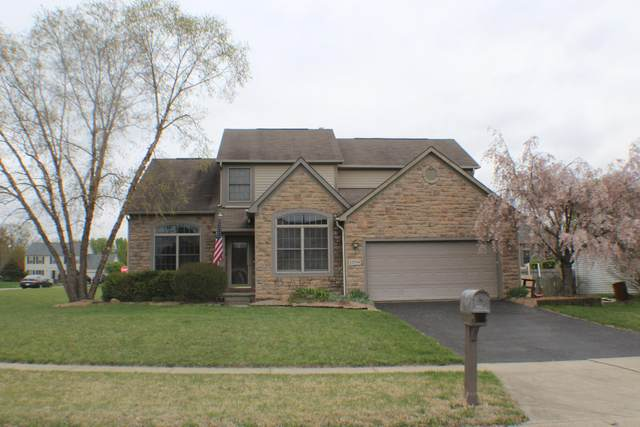 12934 Pacer Drive, Pickerington, OH 43147 (MLS #221011801) :: ERA Real Solutions Realty
