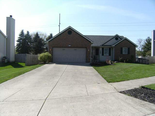 233 Boehm Court, Westerville, OH 43081 (MLS #221011804) :: RE/MAX ONE