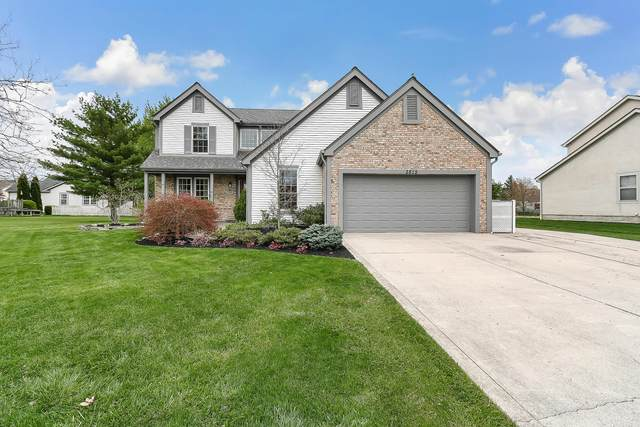 2815 Wynridge Drive, Grove City, OH 43123 (MLS #221011808) :: Exp Realty
