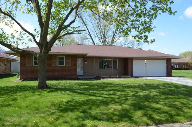 3106 Norcrest Street, Findlay, OH 45840 (MLS #221011833) :: The Raines Group