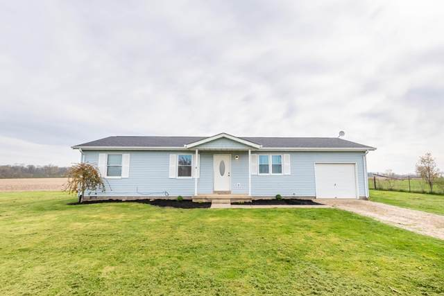 8707 Davisson Road, Mechanicsburg, OH 43044 (MLS #221011858) :: CARLETON REALTY