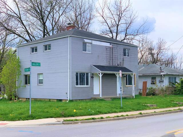 2015-2017 Agler Road, Columbus, OH 43224 (MLS #221011873) :: Jamie Maze Real Estate Group