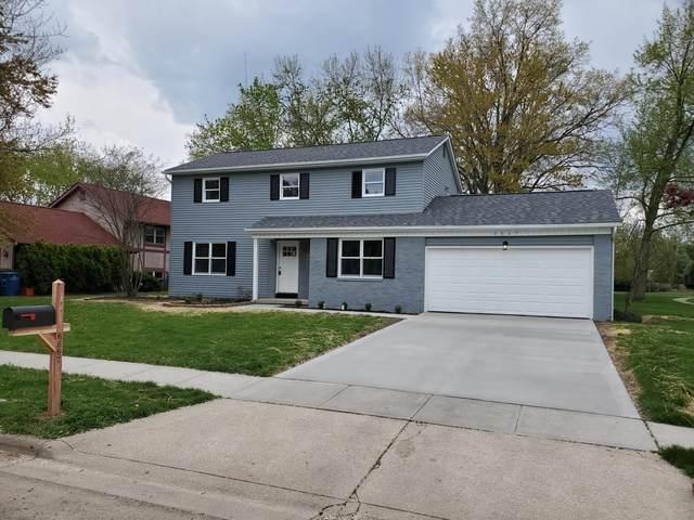 6667 Rosedale Avenue, Reynoldsburg, OH 43068 (MLS #221011876) :: Jamie Maze Real Estate Group