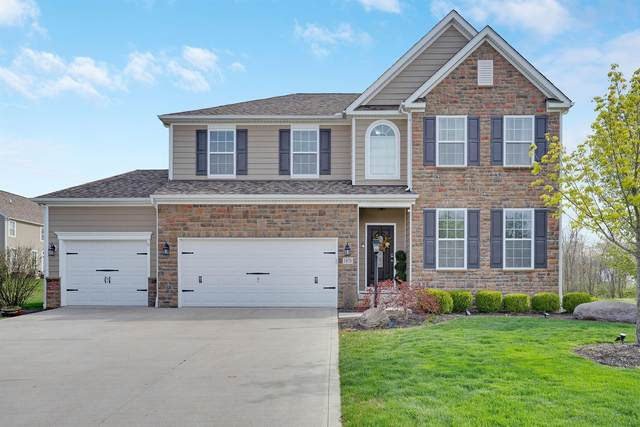1676 Forest View Drive, Pataskala, OH 43062 (MLS #221011885) :: The Raines Group