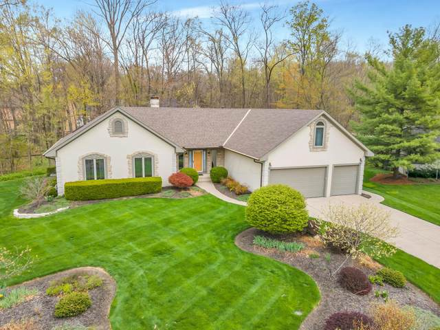 3260 Stoney Creek Court, Lewis Center, OH 43035 (MLS #221011902) :: The Raines Group