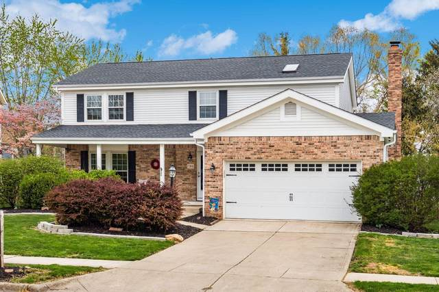 780 Mountainview Drive, Westerville, OH 43081 (MLS #221011929) :: MORE Ohio