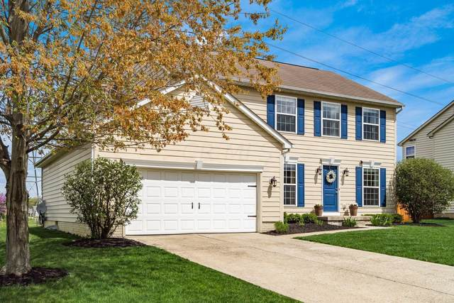 998 Laketree Court W, Westerville, OH 43081 (MLS #221011938) :: RE/MAX Metro Plus