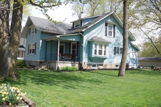 133 S Clinton Street, Richwood, OH 43344 (MLS #221011950) :: MORE Ohio