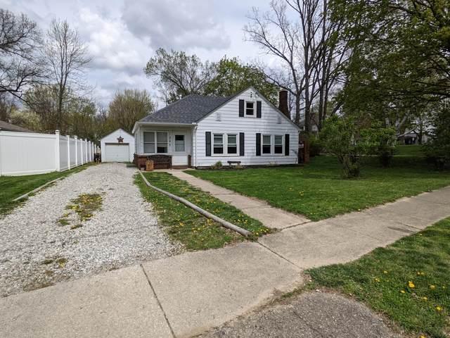240 Park Avenue, Mount Gilead, OH 43338 (MLS #221011959) :: MORE Ohio